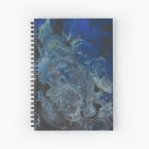 Up in Smoke Spiral Notebook