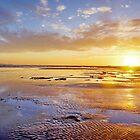 Sonnenaufgang von Harry Oldmeadow