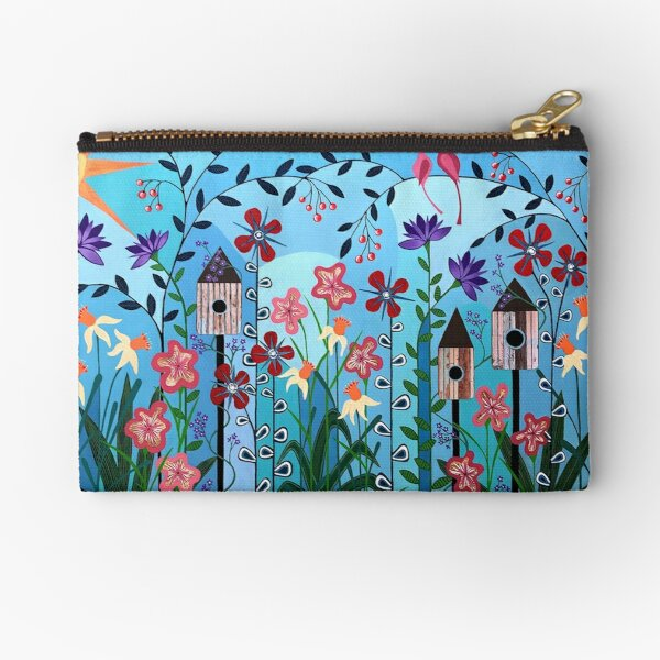 Can't Wait Til Spring Zipper Pouch