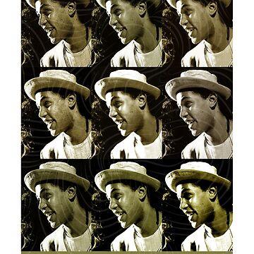 Jazz Heroes Series - Dexter Gordon by MoviePosterBoy