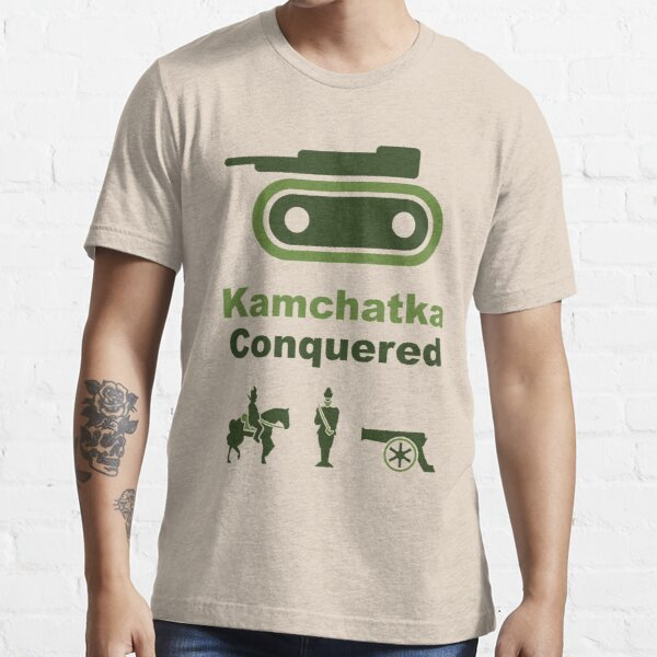 Risiko Kamchatka Green Essential T-Shirt