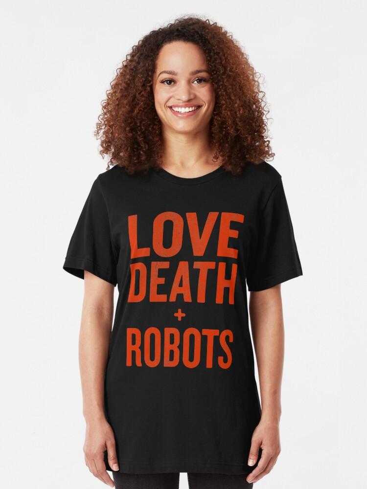 Love Death and Robot T-Shirt