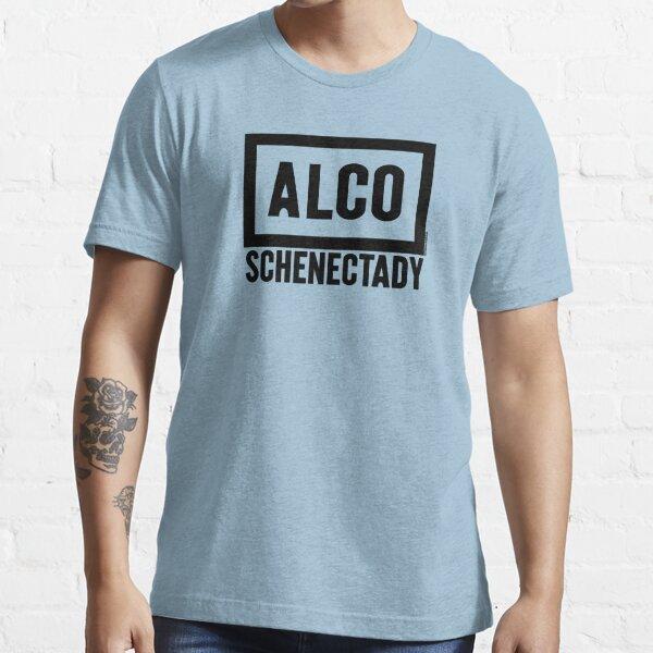 ALCO Schenectady - American Locomotive Company - 1960s Logo Essential T-Shirt