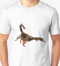 03. Desert Scorpion Double Exposure Unisex T-Shirt