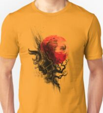 Path of the Samurai Unisex T-Shirt