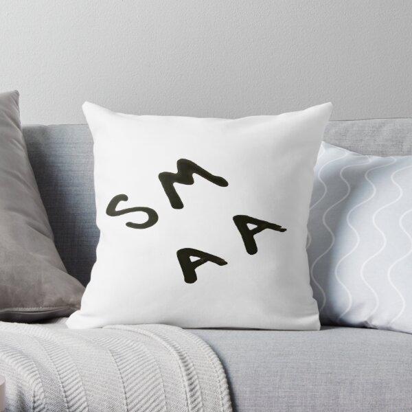 SM AA Throw Pillow