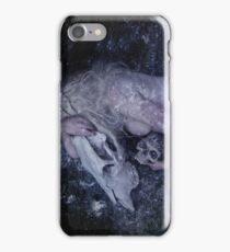 You left me to freeze iPhone Case/Skin
