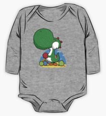 Wooly Egg Chucking Dinosaur Kids Clothes