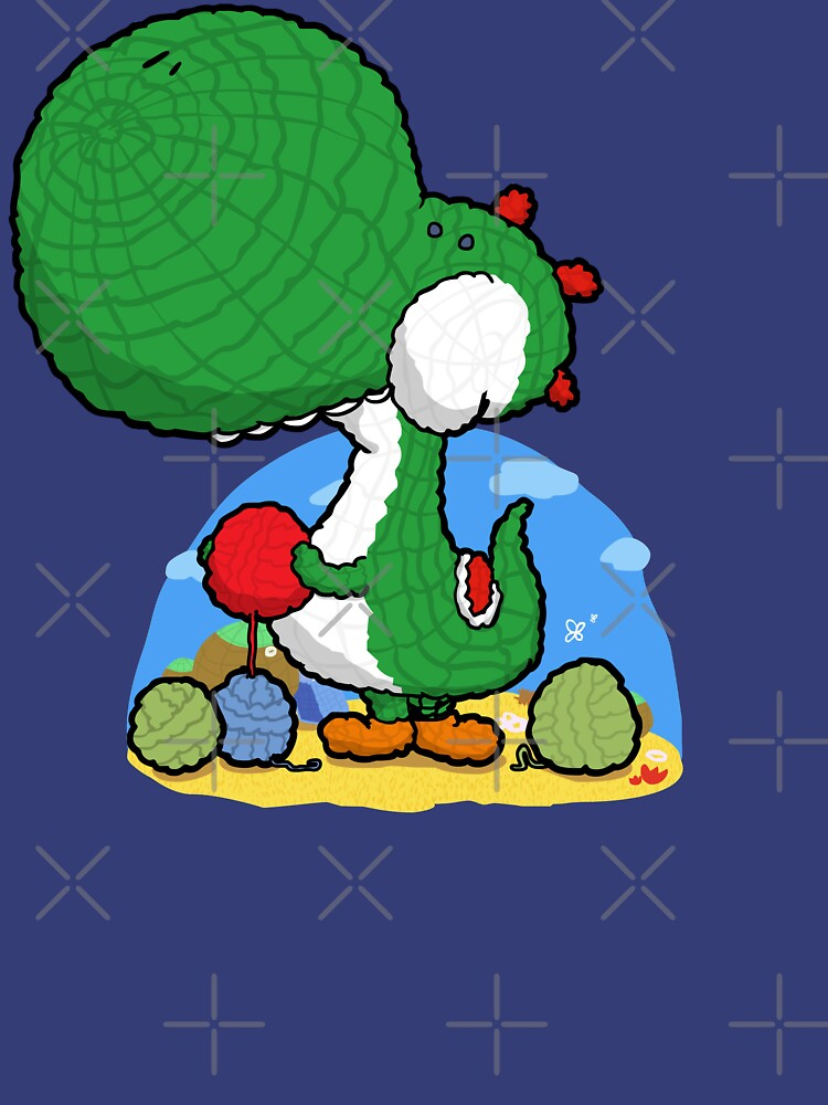Wooly Egg Chucking Dinosaur by Aniforce