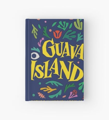 Guava Island Hardcover Journal