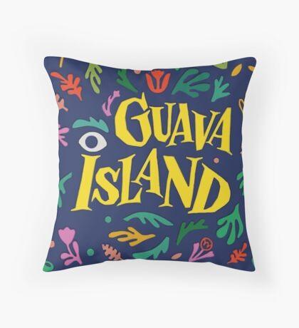 Guava Island Floor Pillow