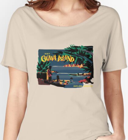 Guava Island Relaxed Fit T-Shirt