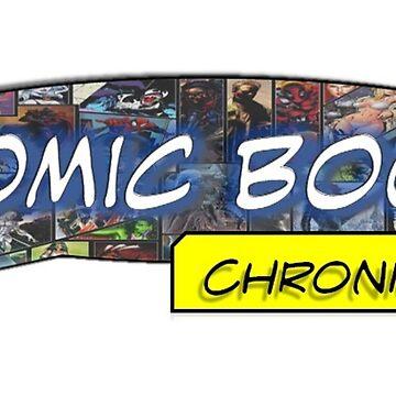 Comic Book Chronicles logo by cspn