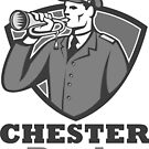 Chester Bugle Logo by ChesterBugle