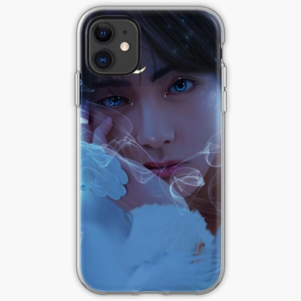 MIKROKOSMOS - BTS V iPhone Soft Case