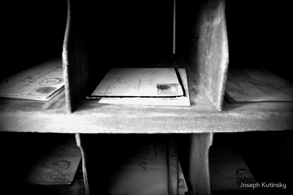 Deliverables by Joseph Kutinsky
