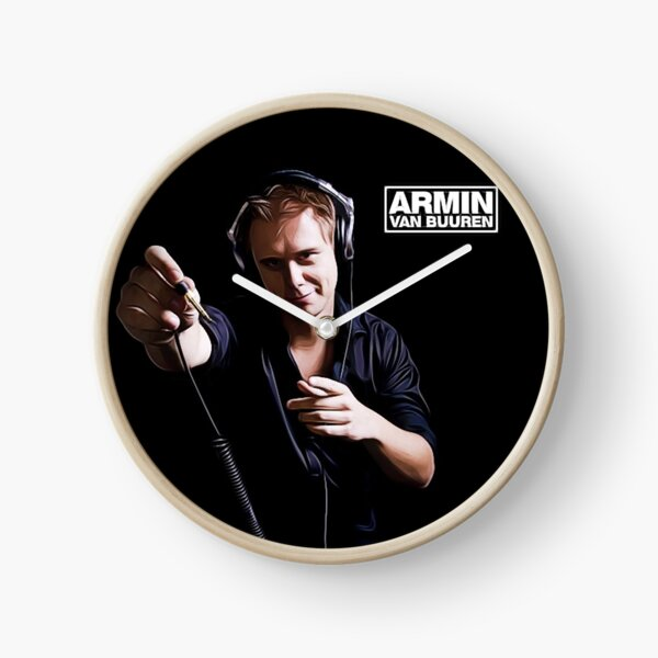Armin Van Buuren, Digital artwork  Clock