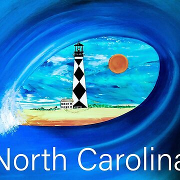 North Carolina  by barryknauff