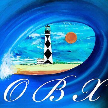 OBX North Carolina  by barryknauff