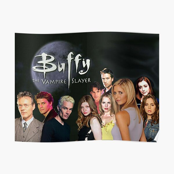 Buffy contre les vampires Poster