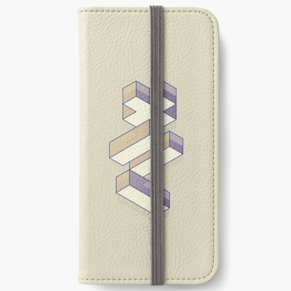Less is More iPhone Wallet