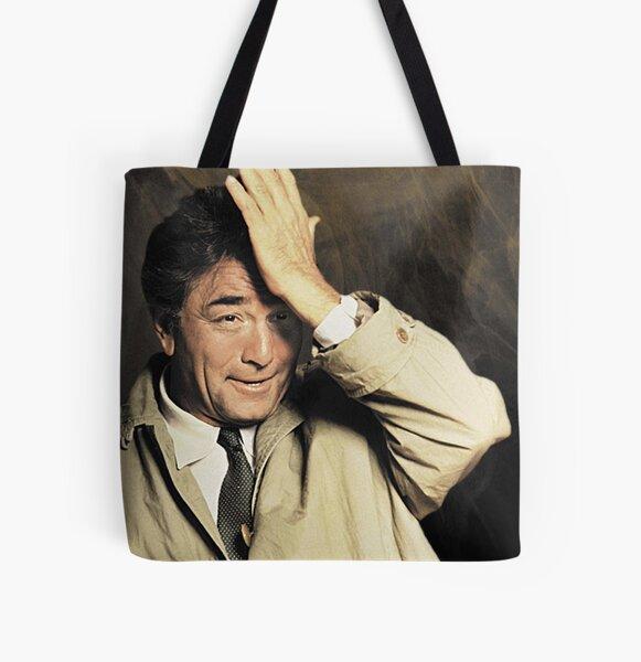 Columbo - All Over Print Tote Bag