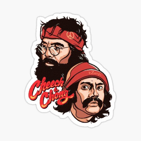 CHEECH&CHONG/ZZURP Sticker