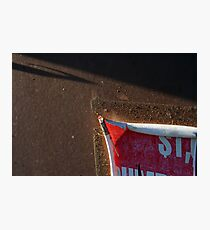 Sticker Price Photographic Print