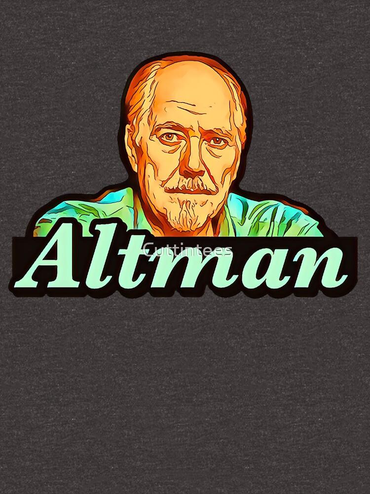 Director Series: Robert Altman  by Cuttintees