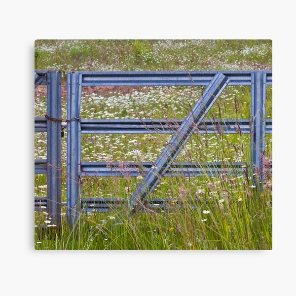 The Gate to Heaven Canvas Print