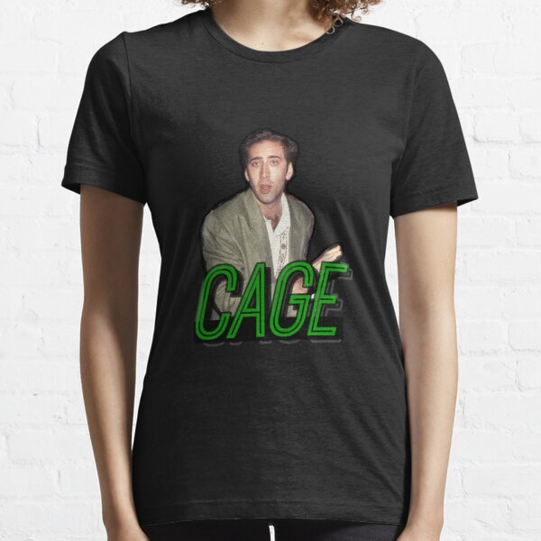 Actor Series: Cage!!!!!! Essential T-Shirt