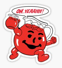 Hot Kool Aid Yeahhh Sticker