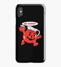 Hot Kool Aid Yeahhh iPhone Case/Skin