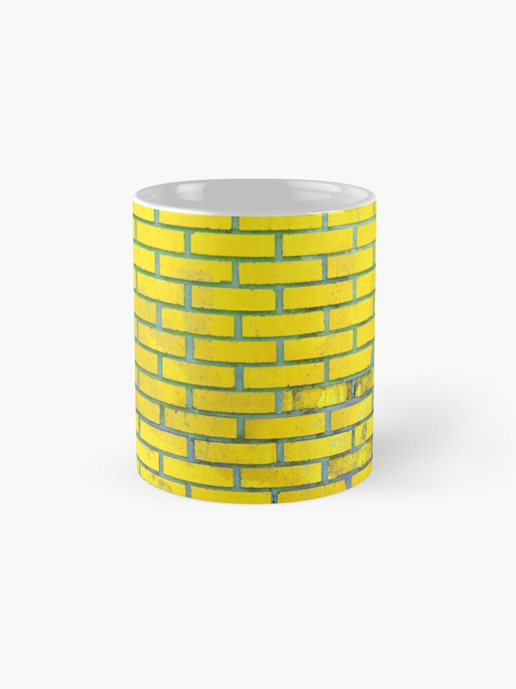 Alternate view of Yellow bricks Mug