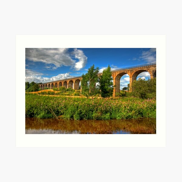 The Avon Viaduct Art Print