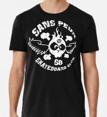 SANS PEUR SKATE CLUB Premium T-Shirt