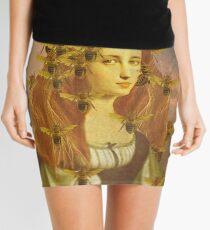 Queen Bee Mini Skirt