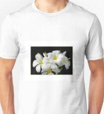 Frangipanis Unisex T-Shirt
