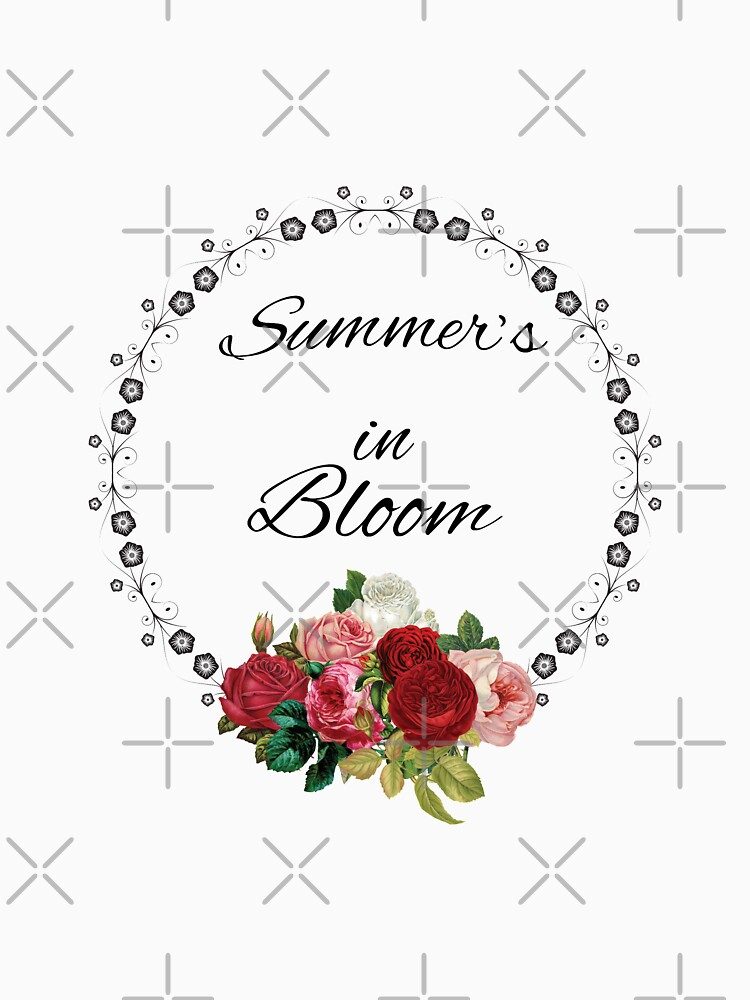 Summer's in Bloom by tribbledesign