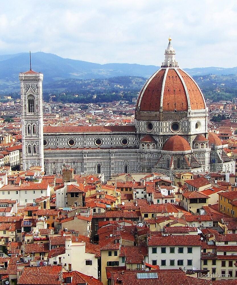 Duomo Florence Italy by BodyIllumin