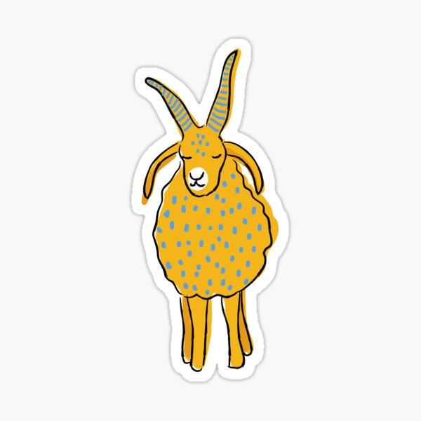 Loaghtan Sheep Sticker