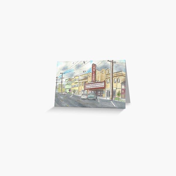 Balboa Theater  Greeting Card