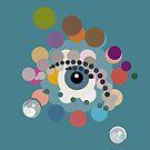 Abstract Larmes by BigFatArts