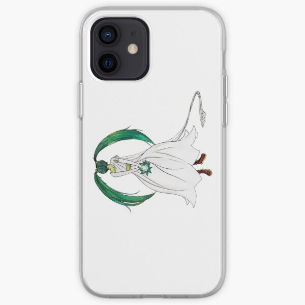 Flower Girl : Muguet (Lily of the valley) iPhone Soft Case