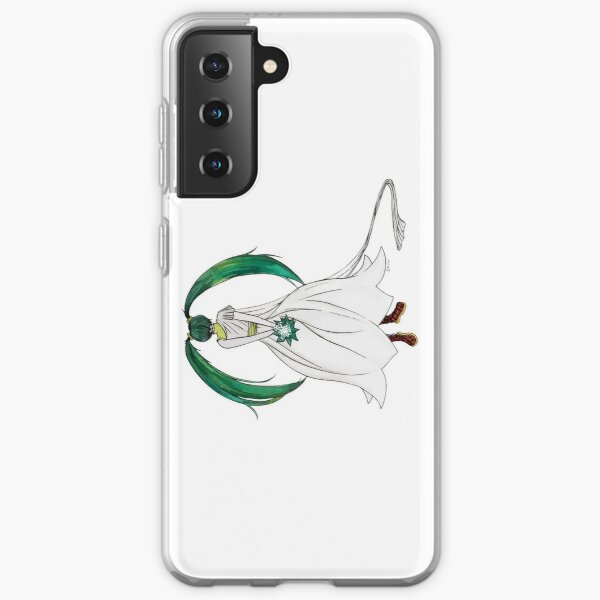 Flower Girl : Muguet (Lily of the valley) Samsung Galaxy Soft Case