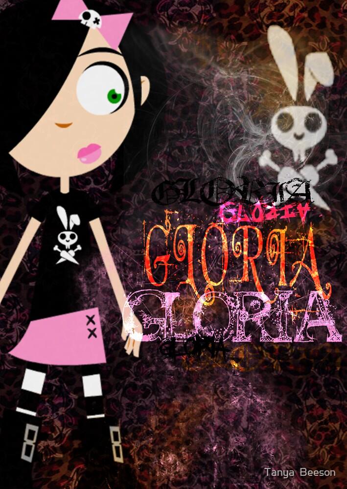 GATE STREET HIGH - Gloria by Tanya  Beeson