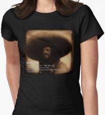 Plethora Womens Fitted T-Shirt