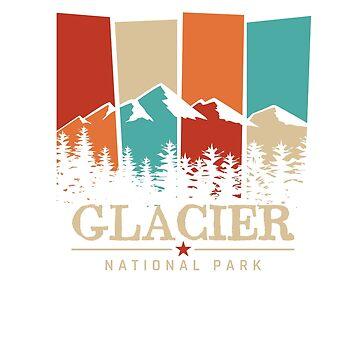 Glacier National Park by TrendJunky