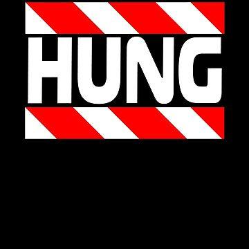 HUNG TEE by CreativeTs