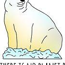 «no hay planeta b - oso polar» de FandomizedRose